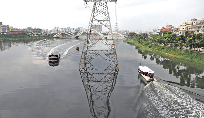 Move to purify polluted  Hatirjheel water