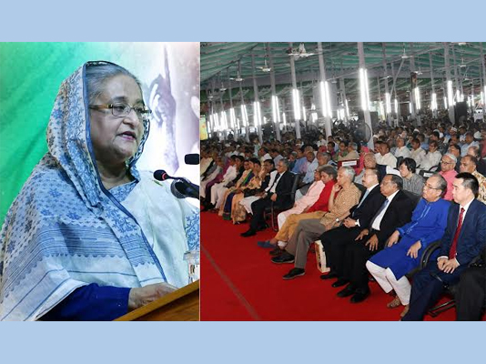 People will follow history of Liberation War :Prime Minister