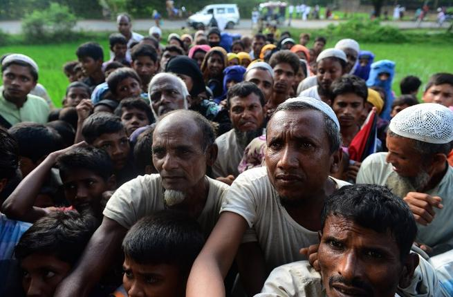 Myanmar rejects ICC decision over Rohingya crisis