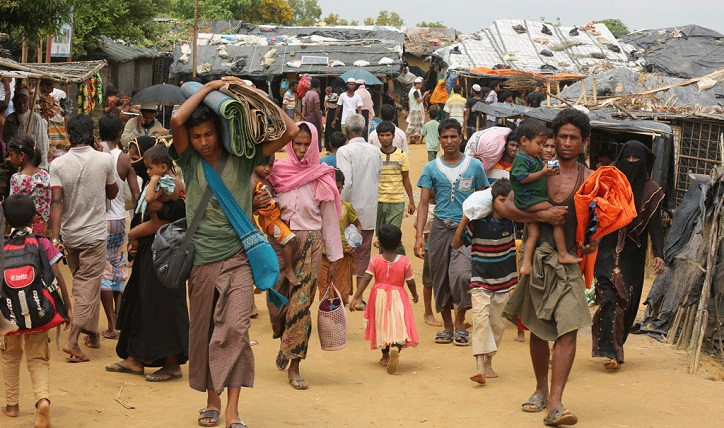 US to press Myanmar for safe Rohingya repatriation