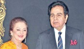 Dilip Kumar diagnosed with mild pneumonia due to chest infection
