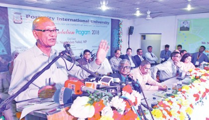 Caretaker govt responsible for Khaleda's jail: Nahid