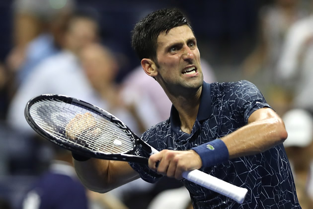 Djokovic aims to cut gentle giant Del Potro down to size