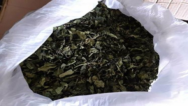 Customs seizes 160kg 'Ethiopian hemp' at Dhaka airport