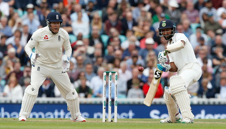India 53-1 against England in fifth Test