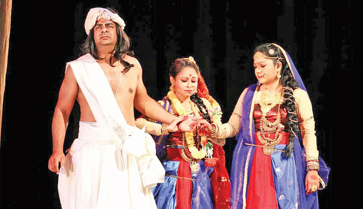 Draupadi Parampara to be staged at BSA tomorrow