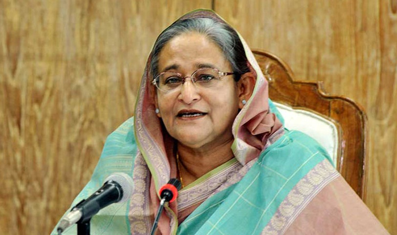Country's development largely depend on agriculture: PM Sheikh Hasina