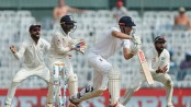 Cook leads England with 71 before collapse to 198-7 vs India