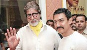 I couldn't remember my lines: Aamir on working with Amitabh