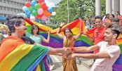 Activist charged under India's anti-gay law prays for salvation