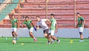 Bangladesh a step away from SAFF semis