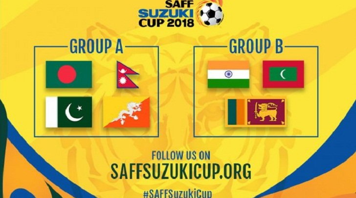 SAFF Suzuki Cup: Pakistan waiting for semifinal outplaying all losers Bhutan 3-0