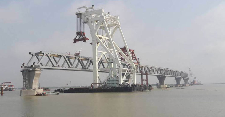 Timely completion of Padma Bridge work uncertain: Quader