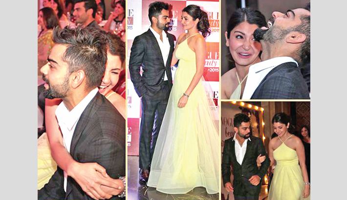 I'm married to the greatest man in the world: Anushka