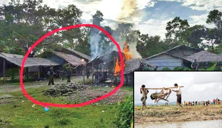 Tragedy of Rohingya Muslims