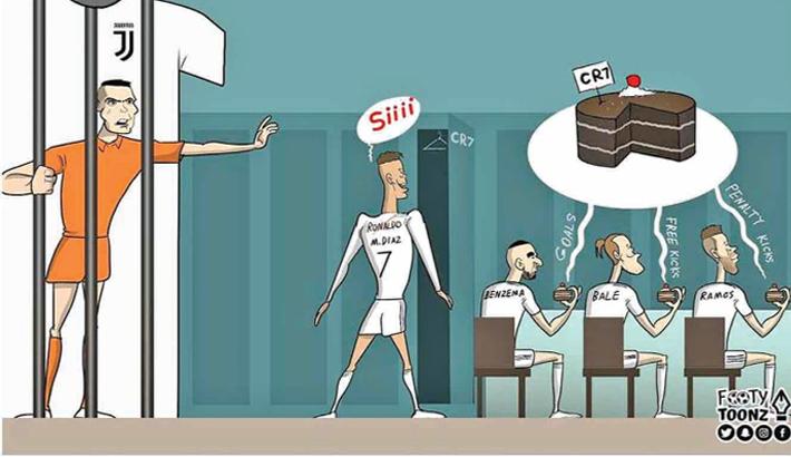 Benzema Overtakes Ronaldo Record