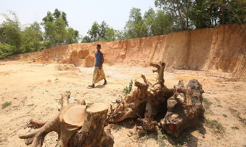 Hills in peril for lack of effective conservation plan: Experts