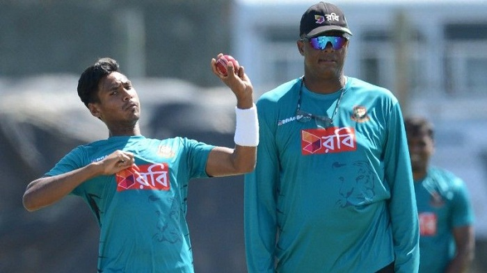 Walsh hopes rhythmic come back of Mustafiz in Asia Cup