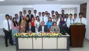 Taraining on Laws & Practices in Banking held