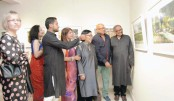 Art exhibition Mrinmoy Bangla begins in city