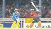 Knight Riders seal top-two finish with sixth straight win