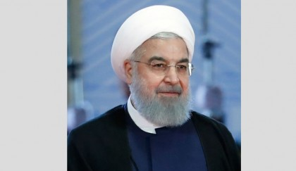 We won't bow before US: Rouhani