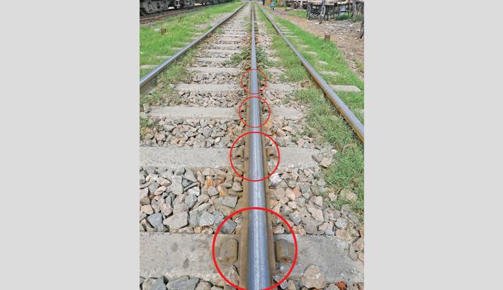 Train trip turns risky