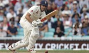 Cook holds firm with a goodbye innings to strengthen England's grip on fifth Test