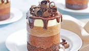 Scrumptious Chocolate Mousse