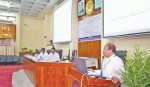 Int'l conference  on Geosciences begins at RU