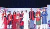Curtain falls on IDLC theatre festival