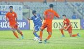 India trounce Maldives in SAFF encounter