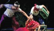 Bou Basanti to be staged at Shilpakala Academy today