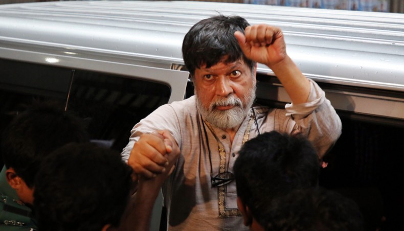 Shahidul Alam denied bail in ICT case