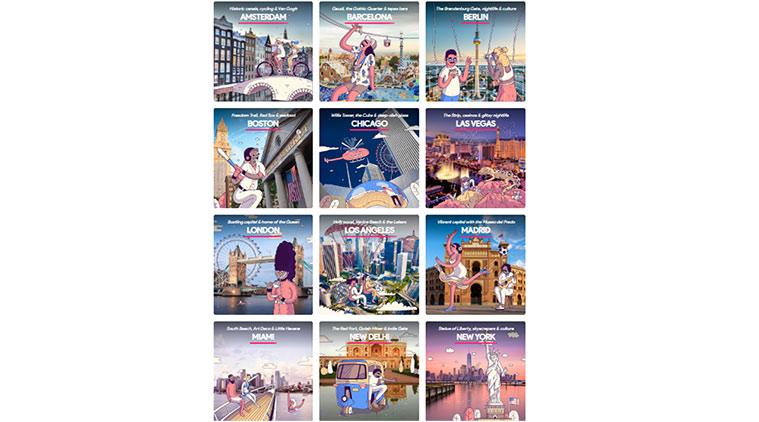 Google introduces travel guide website 'Touring Bird'