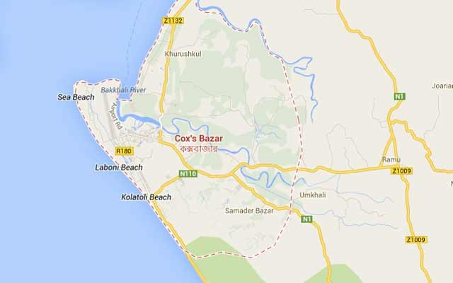 Four killed in Cox's Bazar road accident