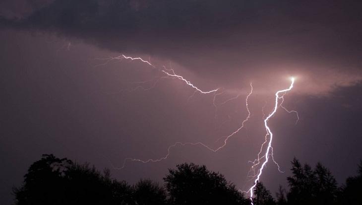 Lightning kills four farmers in Magura