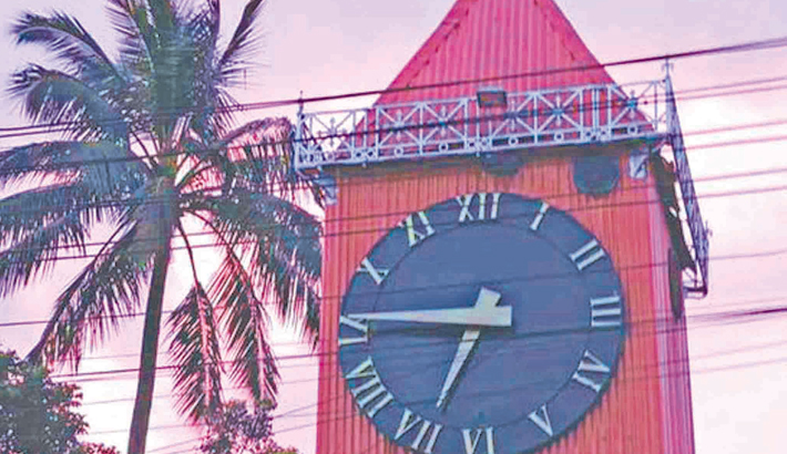 Ali Amjad's Tower Clock