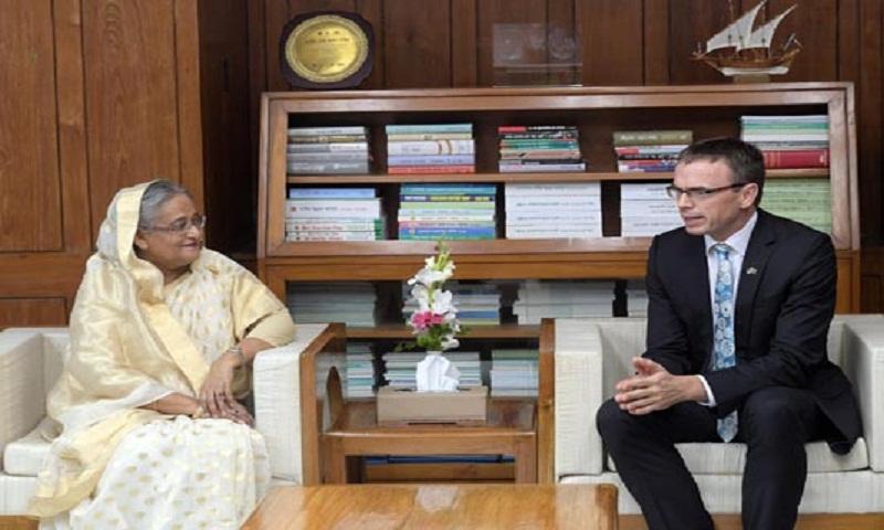 Estonia for increasing pressure on Myanmar to take back Rohingyas