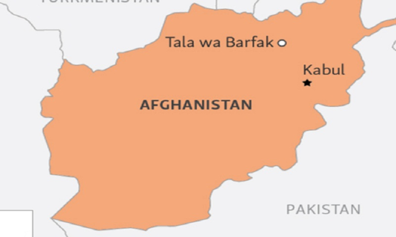 4 police, 87 militants killed in 2 Afghan provinces