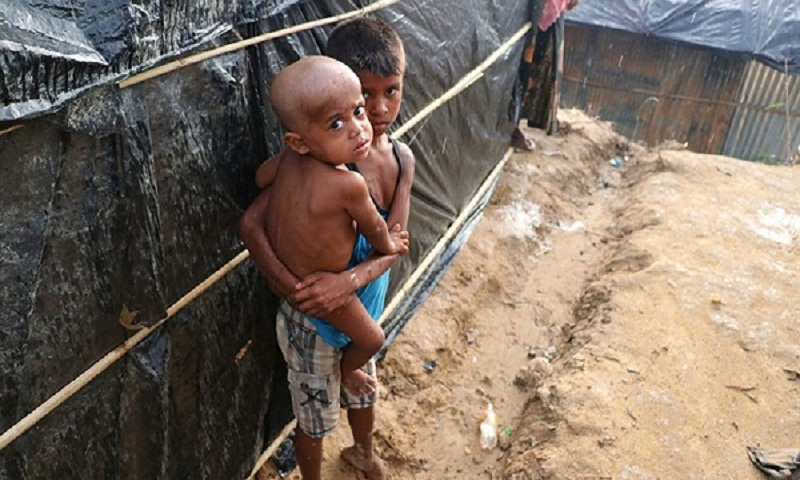 Rohingya: Walk a mile in their shoes
