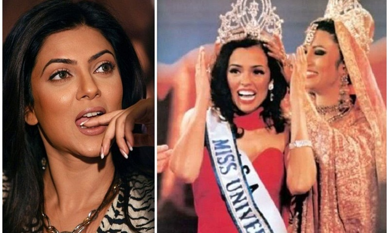 Sushmita Sen mourns death of Miss Universe 1995
