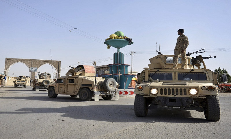 Taliban attack Afghan security forces in north, killing 52