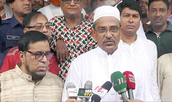 No way to release prisoner beyond legal procedures: Hanif