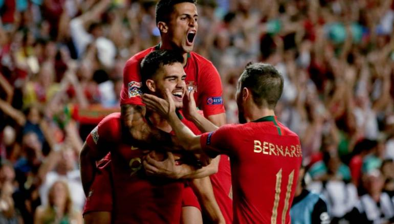 Silva gives Portugal narrow win over Italy