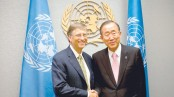 Ban Ki-moon, Bill Gates head climate body