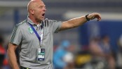 Czech coach Jarolim sacked after thrashing by Russia