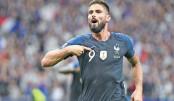 Giroud nets winner as France beat Netherlands