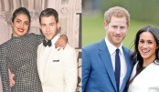Nick, Priyanka remake Meghan,  Harry's engagement photo