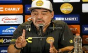 Maradona says his off-pitch issues are in the past
